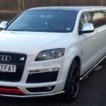 Audi Limo Hire London Herts & Essex 1