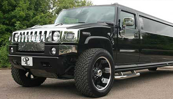 Black Hummer Hen & Stag Party Limo hire
