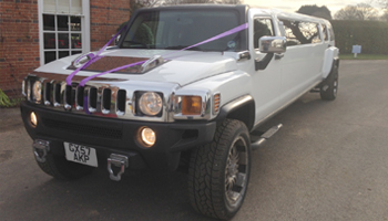 Hummer H3 Limo Hire London Herts and Essex