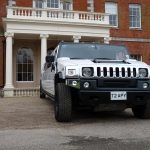 White Hummer Limo Hire 3