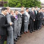 Prom Party  limo hire testimonial