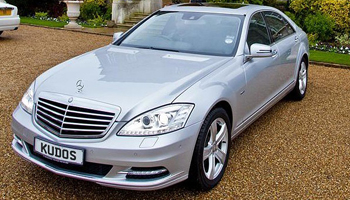 Silver Mercedes S Class Car Hire Fleet London Herts and Essex