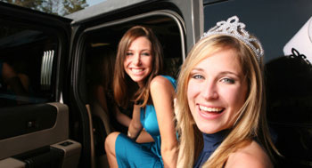 prom car + prom limo hire London