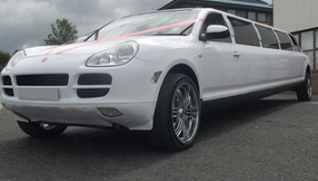 Porsche Hen & Stag Party Limo hire
