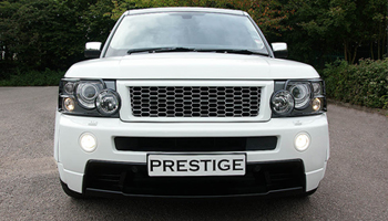 Hire a Range Rover Hen & Stag Party Limo