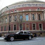 black Rolls Royce hire London