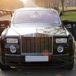 black Rolls Royce hire Essex