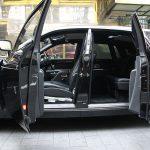 black Rolls Royce hire Hertfordshire