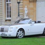 Rolls Royce hire - Rent A Drop Head Rolls Royce Phantom