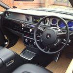Rolls Royce hire - Rent A Drop Head Rolls Royce Phantom in London