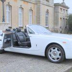 Rent A Drop Head Rolls Royce Phantom in Herts