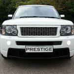 Range Rover limo hire 1