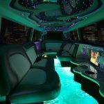 Range Rover limo hire 2