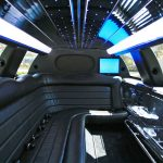 Lincoln Town Car Black Limo Hire 5