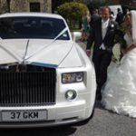 wedding car hire party