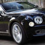 Black Bentley Mulsanne Hire London, Herts & Essex 1
