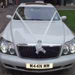 rent a Maybach hire from Rent a Limo London Herts & Essex 2
