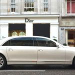 rent a Maybach hire from Rent a Limo London Herts & Essex 3