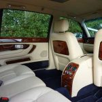 White Bentley Arnage Hire London Herts & Essex 5