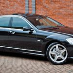 Mercedes S-Class Hire London Herts & Essex 1