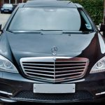 Mercedes S-Class Hire London Herts & Essex 3