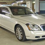 rent a Maybach hire from Rent a Limo London Herts & Essex 5