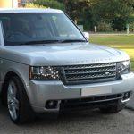 Range Rover Vogue Hire London Herts & Essex 1