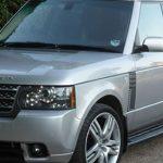 Range Rover Vogue Hire London Herts & Essex 2