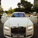 Rolls Royce Ghost Hire London Herts & Essex 1