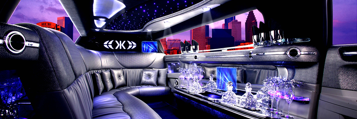 Chrysler Limo Car Hire London