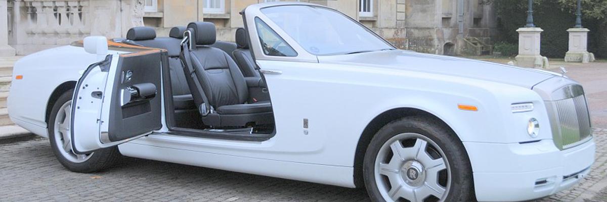 Drop Head Rolls Royce Phantom 1