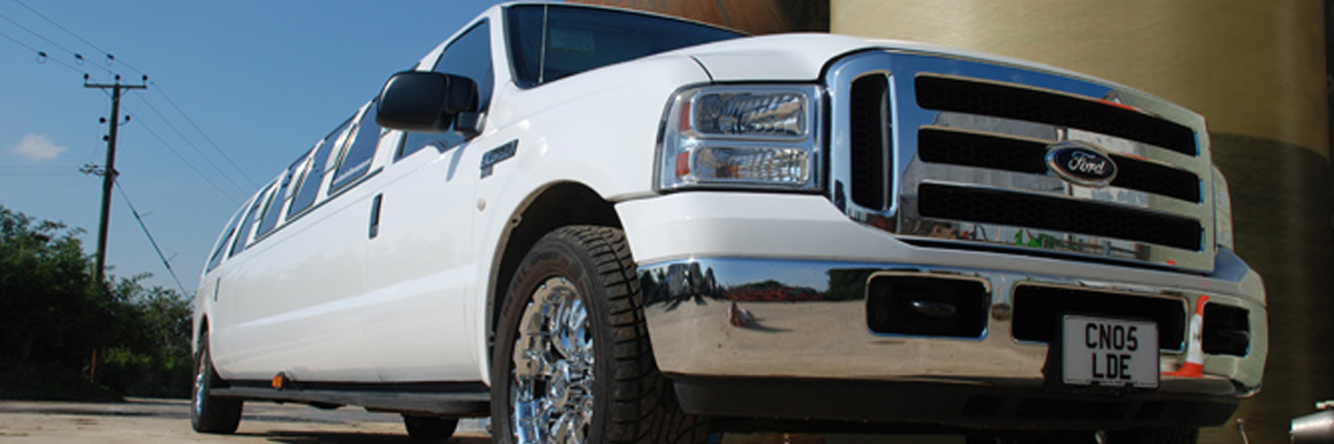 Rent a Ford Excursion Limo Hire London