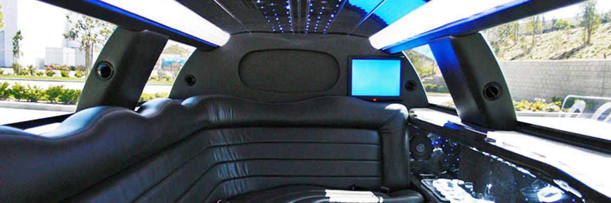 Black Town Car Limo 3