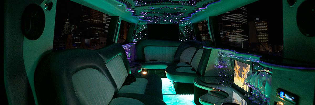Range Rover Limo 3