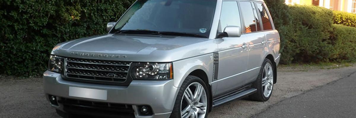 Range Rover Vogue 2