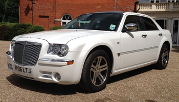 Chrysler 300C Car Hire Fleet London Herts and Essex