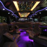 White Hummer Limo Hire 6