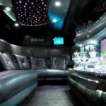 White Hummer Limo H3 Hire 5