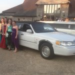 Hen night limo hire testimonial