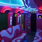 party bus hire London 4