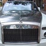 Rent A Drop Head Rolls Royce Phantom in London