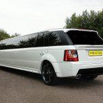 Range Rover limo hire 3