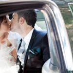 wedding car hire for bride and groom