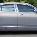 Silver Bentley Mulsanne Hire London, Herts & Essex 1