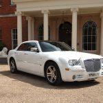 Chrysler luxury car hire London Herts & Essex 3
