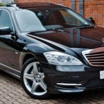 Mercedes S-Class Hire London Herts & Essex 2