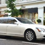rent a Maybach hire from Rent a Limo London Herts & Essex 4