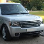 Range Rover Vogue Hire London Herts & Essex 1