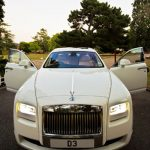 Rolls Royce Ghost Hire London Herts & Essex 1