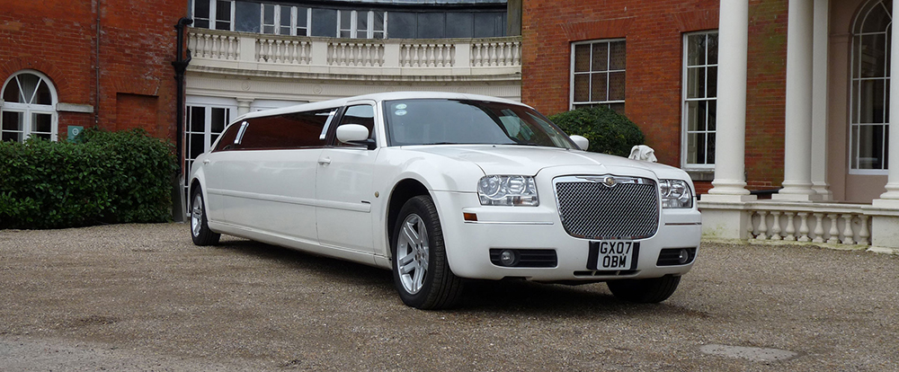 Rent A White Chrysler Limo 300c Baby Bentley Rent A Limo